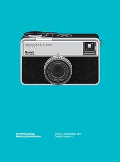 Kenneth Grange #grange #museum #kenneth #camera #kodak #design #illustration #poster #film