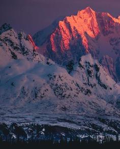Breathtaking Natural Landscapes in Alaska by Patrick Thun