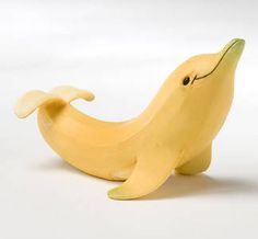 Untitled #dolphin #banana