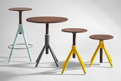 Thread Family | COORDINATION #furniture #stools #seats