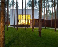 Cube House byYakusha Design Studio -#architecture, #house, #home, home, architecture