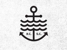Rcsc_02 #logo #sea #anchor