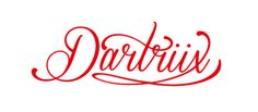 """DARTRIIX"" LOGOTYPE #logo #graphic"