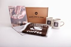 Vassilaros0308 #packaging #calendar #box #gift #coffee #mugs
