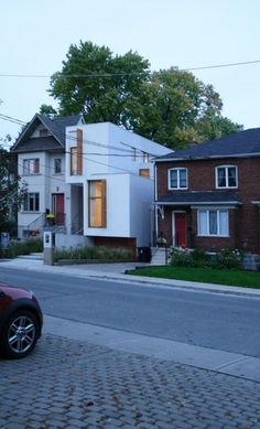 Offset House by Ja Studio #house #design #architecture #minimal #minimalist