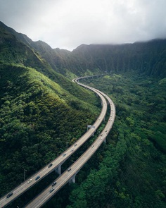Hawaii From Above: Stunning Drone Photography by Vincent Lim