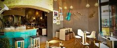 Ideas The Cello Bar Design by Lime Studio Minimalist Interior Design