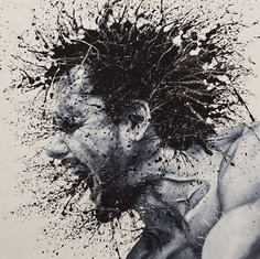 Paolo troilo Finger paintings