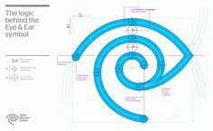 TWC_Logo_Diagram_lg.gif 1000×617 pixels #warner #eye #ear #symbol #time