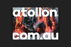 Atollon | Launch Zine on Behance