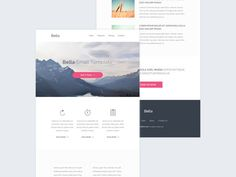 Free Responsive Email HTML Template