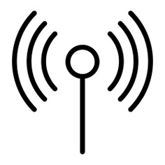 See more icon inspiration related to wifi, internet, wireless, technology, computer, connection, multimedia, interface and signs on Flaticon.