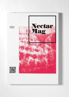 Nectar Magazine Cover #nectar #photo #cover #poetry #magazine