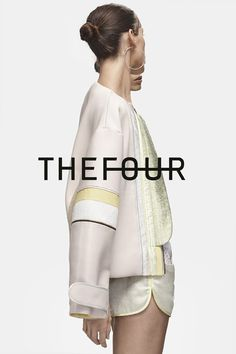 Glossy Pages #fashion #four #campaign #the