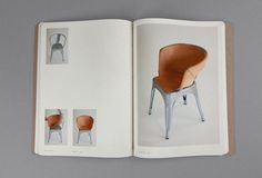 Maud: High-res Special | September Industry #chair #magazine