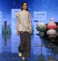 Exuberating Day 4 Of Lakme Fashion Week 2020, Jio Garden, Mumbai (India)