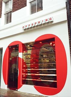 Offspring Shoes, London #type