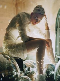 Caroline Trentini by Tim Walker #photography