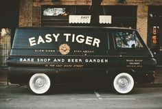 Easy Tiger Bake Shop and Beer Garden