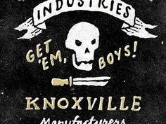 Dribbble - Get 'em, boys! by Jon Contino #type #jon #lettering #contino