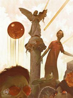 :: ChrisMurray :: BLOG AND STORE :: » Artwork #illustration #doomsday