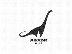 Jurassic wine #knockout #dinosaur #wine