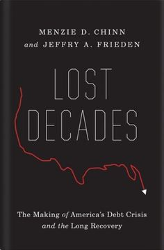 Lost Decades #cover #book