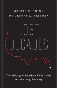 Lost Decades #cover #book