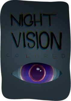 night vision #illustration
