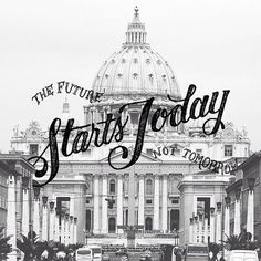Start Today by Nicolas Fredrickson
