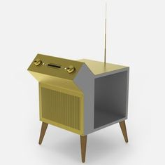 Carl Hagerling: Sommarprataren Radio at iainclaridge.net #radio #industrial #design