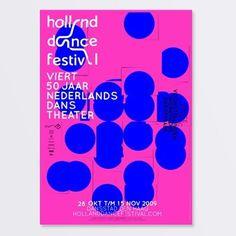 Holland Dance Festival 2009 on the Behance Network