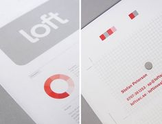 FFFFOUND! | design work life » Lundgren + Lindqvist: Loft Investments #design #graphic