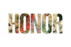 Honor | RoAndCo Studio #roco