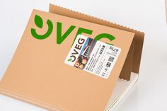OVEG - Anniversary Publication on Behance
