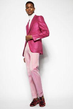 Fashion(Conrad for Tom Ford S/S 2014, viafordmodels) #fashion