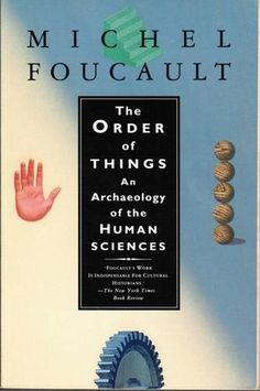 File:The Order of Things.jpg - Wikipedia, the free encyclopedia #cover #foucault #book