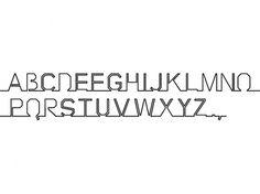 Brännmärkta Ord | Stockholm Designlab #typography