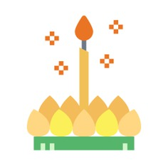 See more icon inspiration related to thailand, loy krathong, cultures, festival and candle on Flaticon.