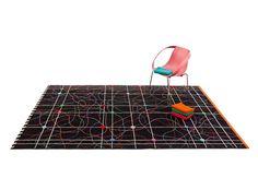 Handmade Rugs With Tribal Folk Embroidery - #floor, #rugs, #carpets, rugs, carpets, flooring