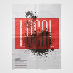 FFFFOUND! | Michael Freimuth – High-res Showcase | September Industry #design #editorial #typography