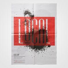 FFFFOUND! | Michael Freimuth – High-res Showcase | September Industry #design #editorial #typography
