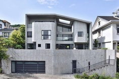 Brutalist-Style House in Northern Taiwan, Yuan Architects 2