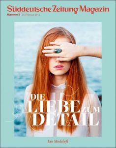 Suddeutsche Zeitung Mag (Ger) - Coverjunkie.com #cover #ring #magazine