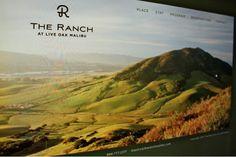 The Ranch at Live Oak Malibu on Branding Served #ideas #webdesign #branding