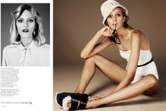 Anja Rubik by Giampaolo Sgura #fashion #photography #inspiration