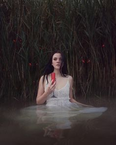 Dreamlike Portrait Photography by Sito Alvina