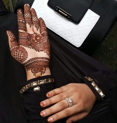 Creative Best Arabic Mehndi Designs For Wedding Images On Designspiration