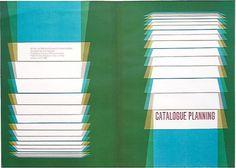 ken garland & associates:graphic design:barbour index #cover #print #1960 #vintage