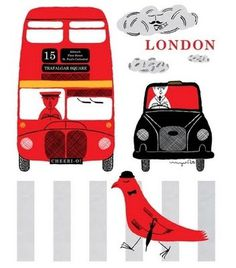 Wayne Pate #london #retro #screenprinting #poster